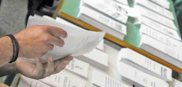 Στο 1ο Δημοτικό Σχολείο η παραλαβή εκλογικού υλικού για το Χαλάνδρι