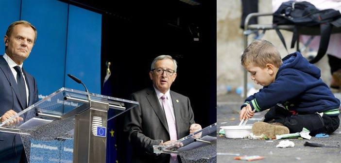 Ενίσχυση εξωτερικών συνόρων και συντονισμός με Μ. Ανατολή για το προσφυγικό
