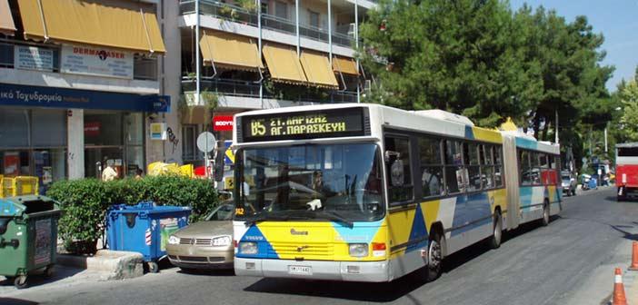 Περισσότερα αστικά λεωφορεία στην Αθήνα από Ιανουάριο