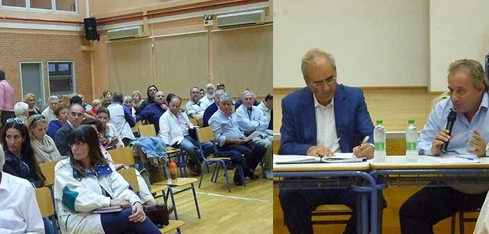 Γόνιμος διάλογος στις Συνοικιακές Συνελεύσεις Δήμου Κηφισιάς