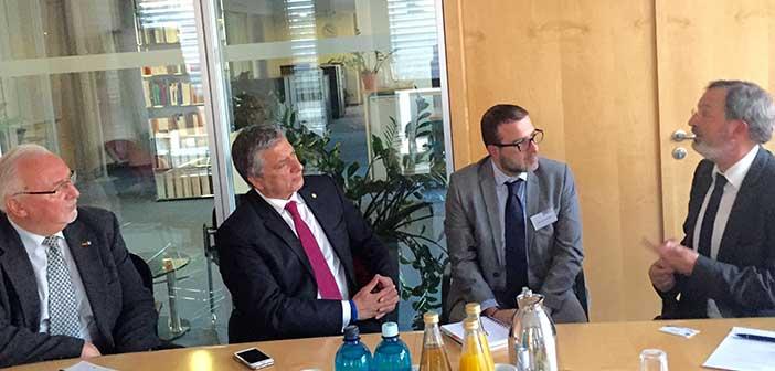 Την Ευρωπαϊκή Κάρτα Υγείας προωθεί ο πρόεδρος της ΚΕΔΕ