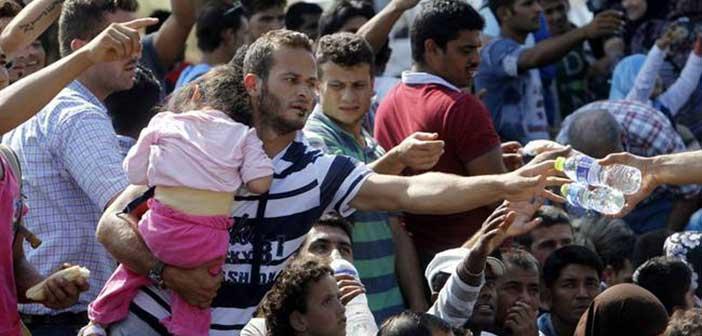 Τα αποτελέσματα γκάλοπ για το Προσφυγικό παρουσιάζει η ΠΕΔΑ