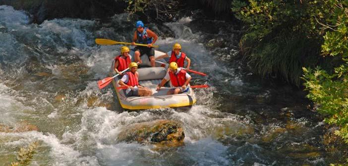 Εκδρομή για rafting & πεζοπορία από το ΝΠΔΔ «Δημήτριος Βικέλας»