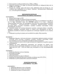 Απολογισμός ομάδας Πολιτικής Προστασίας Δήμου Χαλανδρίου (Μέρος Β)