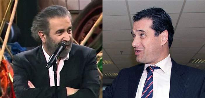 «Αλ Τσαντίρι» αντιπαράθεση Άδωνι Γεωργιάδη και Λάκη Λαζόπουλου