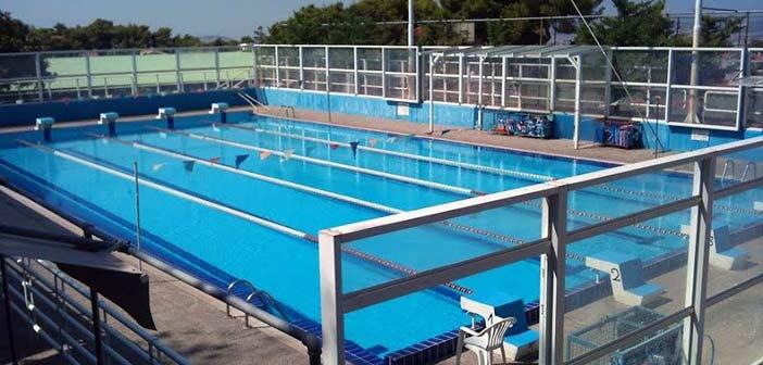 Πληρούνται όλες οι προδιαγραφές στην πισίνα του Δήμου Κηφισιάς