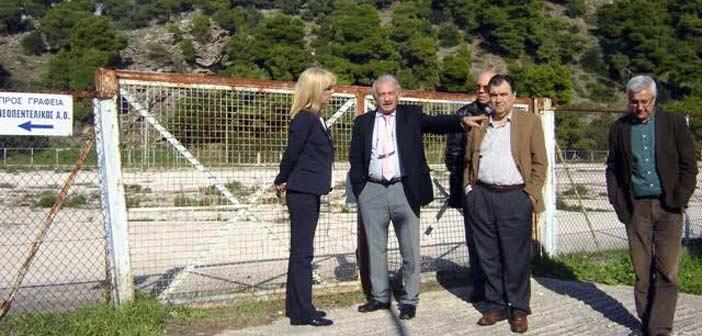Επίσκεψη της περιφερειάρχη Ρένας Δούρου στον Δήμο Πεντέλης
