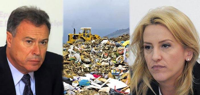 Γ. Σγουρός: Οι πολίτες πληρώνουν πανάκριβα τα ψέματα της κ. Δούρου στη διαχείριση απορριμμάτων