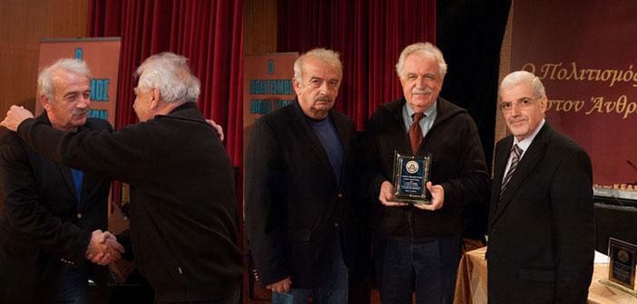 Στα «Βραβεία Αυτοδιοίκησης» παρέστη ο δήμαρχος Πεντέλης