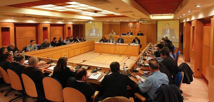 Συνεδρίαση Δ.Σ. ΚΕΔΕ με θέμα τις νομοθετικές ρυθμίσεις για τους ΟΤΑ