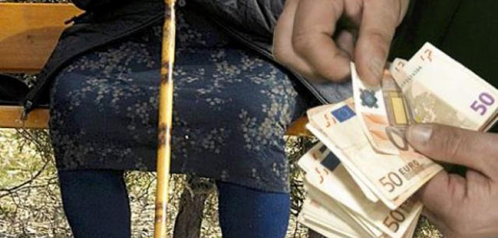 Ενημέρωση για τους κινδύνους απάτης & κλοπής στα ΚΑΠΗ Αγίας Παρασκευής