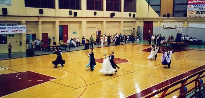 24ο Πρωτάθλημα Αθλητικού Χορού Ελλάδος στο Μαρούσι