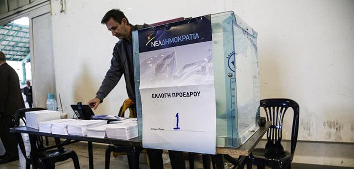 Εκλογικά κέντρα σε Πεύκη & Λυκόβρυση για τον β΄ γύρο εκλογών στη Ν.Δ.