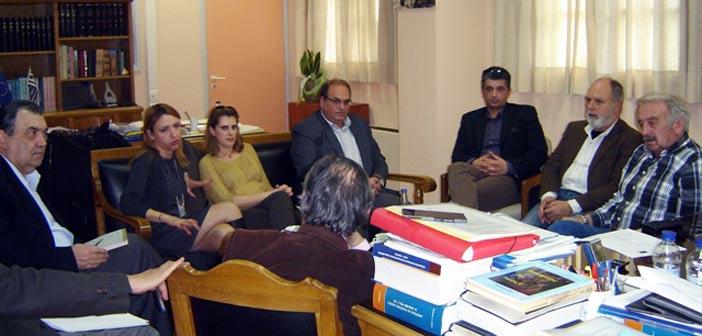 Διαδημοτική σύσκεψη για το Ρέμα Πεντέλης Χαλανδρίου