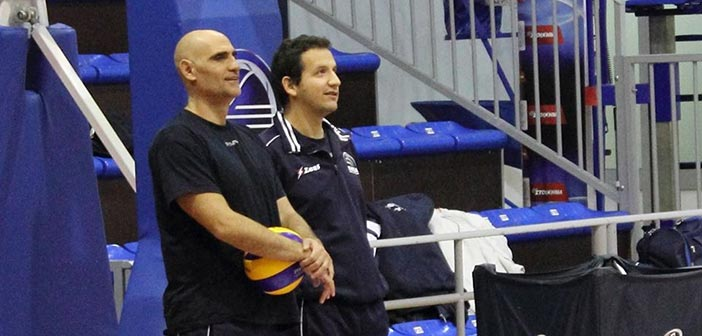 Κ. Αρσενιάδης: Ξέρουμε τις δυσκολίες του παιχνιδιού με τον Φοίνικα Σύρου