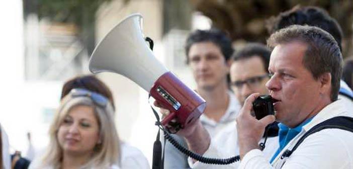 Σε παράσταση διαμαρτυρίας μετέχει το Σωματείο Εργαζομένων Δήμου Αμαρουσίου