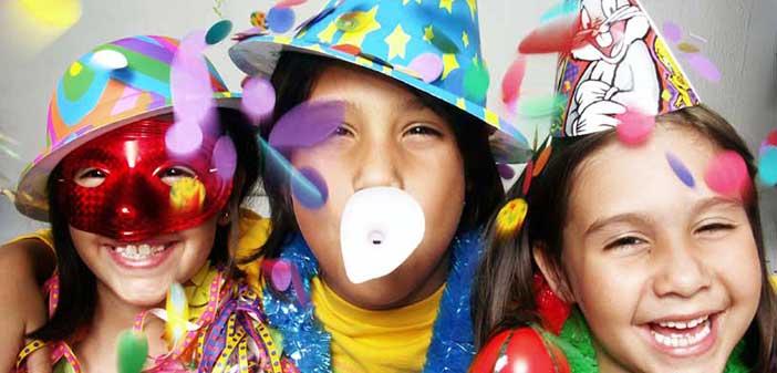 Παιδικό αποκριάτικο πάρτι από το ΠΕΑΠ