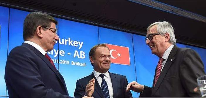 Κλείνει η συμφωνία Ε.Ε. – Τουρκίας για το Προσφυγικό
