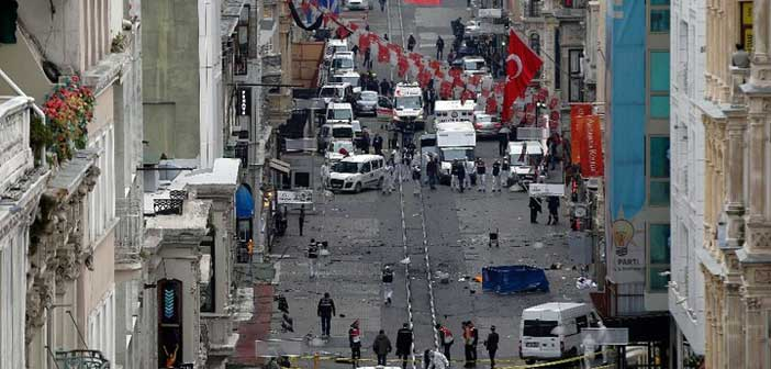 «Σκιά» ISIS στο τρομοκρατικό χτύπημα στην Κωνσταντινούπολη