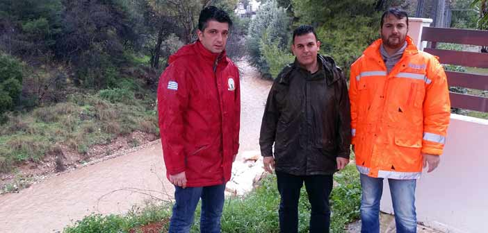 4 εκατ. ευρώ για την αντιπλημμυρική προστασία των Βριλησσίων