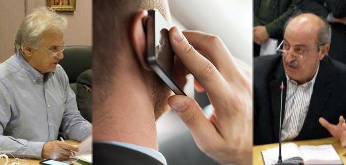 Παράνομη σύμβαση με εταιρεία κινητής τηλεφωνίας καταγγέλλει ο Κ. Τσιαμπάς