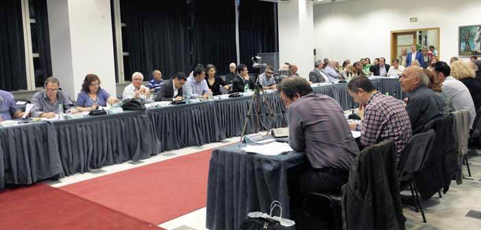 Παρέμβαση Μ. Διακολιού για τις συνεδριάσεις της Επιτροπής Διαβούλευσης & του Δ.Σ.