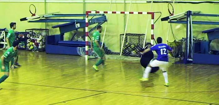 Ολυμπιάδα και Αθήνα 90 στον 4ο τελικό στο Ποδόσφαιρο Σάλας
