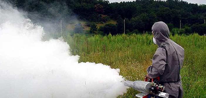 Σε ποια σημεία της Μεταμόρφωσης πραγματοποιούνται ψεκασμοί κατά των κουνουπιών