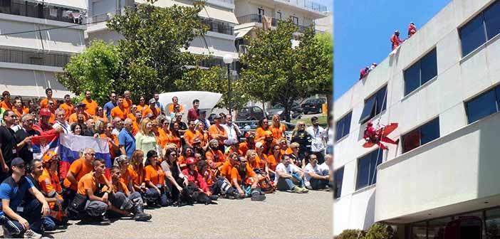 Ολοκληρώθηκε το 2ο Διεθνές Εκπαιδευτικό Συνέδριο «Εγκέλαδος 2016»