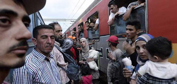 Προχωρά η μετεγκατάσταση προσφύγων στην Ε.Ε.