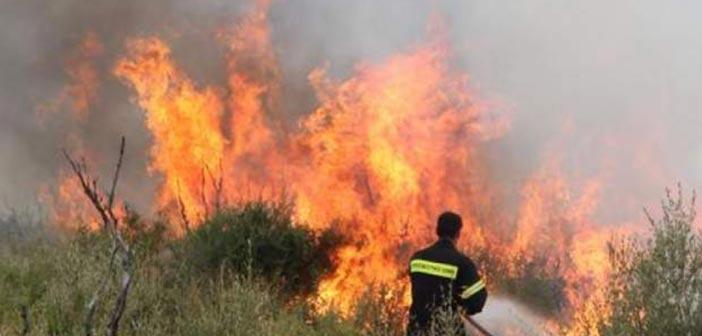 Περιφέρεια Αττικής: Συνδρομή στην αντιμετώπιση πυρκαγιάς στον Βαρνάβα