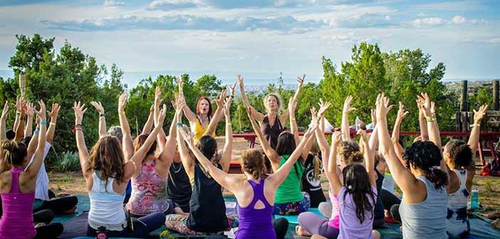 1ο Yoga Festival Βριλησσίων