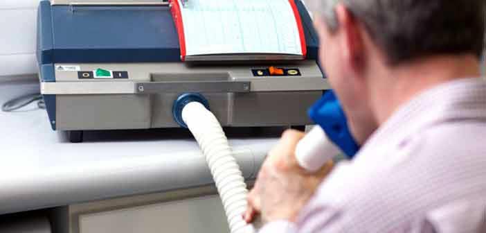 Προληπτική εξέταση αναπνευστικής λειτουργίας στον Δήμο Μεταμόρφωσης
