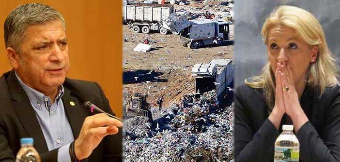 ΚΕΔΕ: Μήπως ήρθε η ώρα του εισαγγελέα για την κ. Δούρου και για τα σκουπίδια;