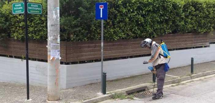 Ψεκασμοί κατά των κουνουπιών στις 6 & 7 Αυγούστου στον Δήμο Πεντέλης