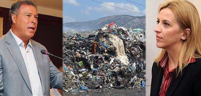 Γ. Σγουρός: Μέγα φιάσκο ο σχεδιασμός Ρ. Δούρου για τα απορρίμματα