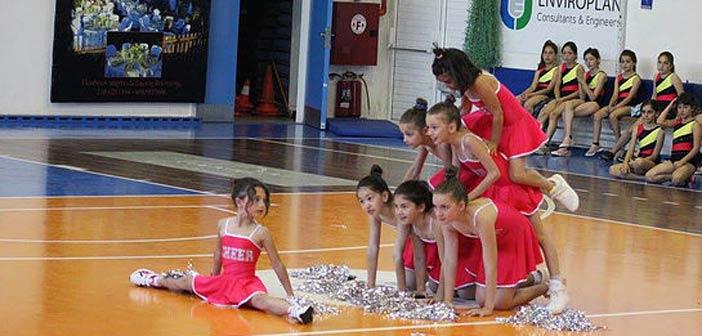 Τμήμα Cheerleading στον ΑΟΝΝΝΕ «Αμαζόνες»