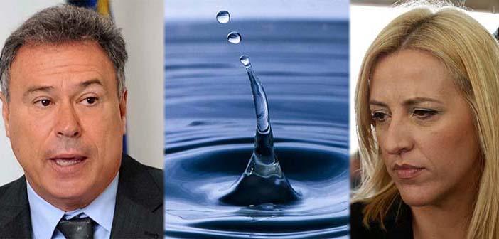 Γ. Σγουρός: «Γαργάρα» η ιδιωτικοποίηση του νερού από την κα Δούρου