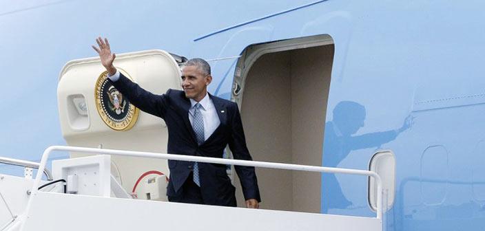 Στην Αθήνα στις 15 – 16 Νοεμβρίου ο Μπαράκ Ομπάμα