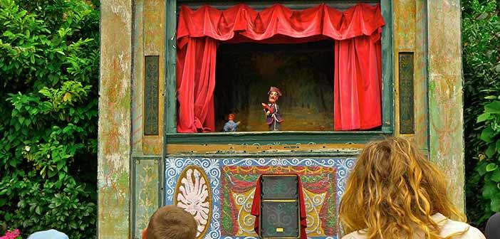 Παράσταση κουκλοθεάτρου φιλοξενούν τα «Μενάνδρεια 2016»