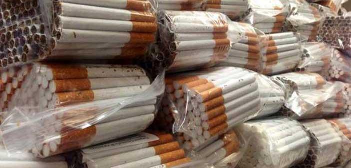 Συλλήψεις για κατοχή και διακίνηση λαθραίων τσιγάρων στη Ν. Ιωνία