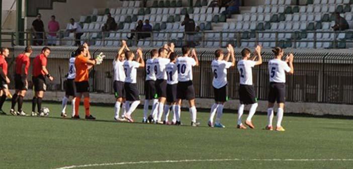 Στο 0-0 έμειναν Πεύκη και Χαραυγιακός στην εξ αναβολής 5η αγωνιστική