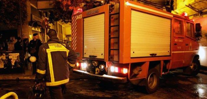 Πυρκαγιά ξέσπασε σε μονοκατοικία στην Πολιτεία