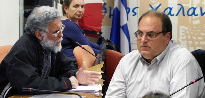 Π. Τζούρας: Ο δήμαρχος Χαλανδρίου έχει πρόβλημα με την αντίθετη άποψη