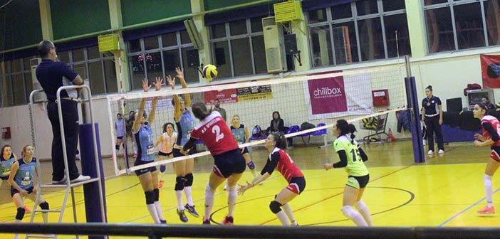 Νίκη των κοριτσιών του Φ.Ο. Βριλησσίων επί της ΑΕΑΠ για το Κύπελλο Βόλεϊ