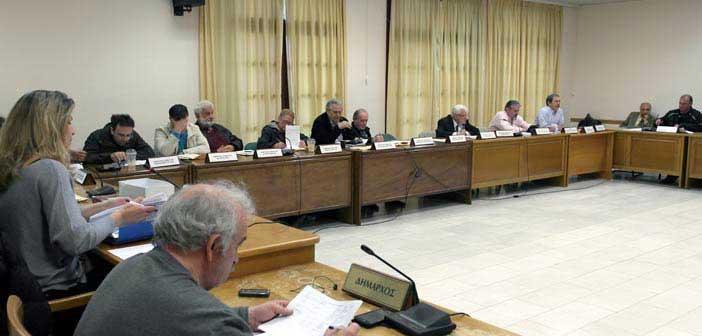 Συνεδρίαση Δημοτικού Συμβουλίου Πεντέλης στις 28 Μαρτίου