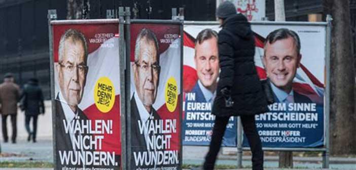 Η Αυστρία ψηφίζει, η ακροδεξιά ζητά την προεδρία