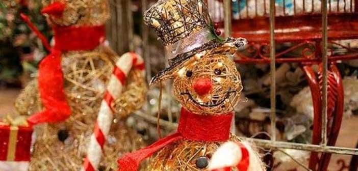 Χριστουγεννιάτικο bazaar από το 3ο Σύστημα Προσκόπων Αγίας Παρασκευής