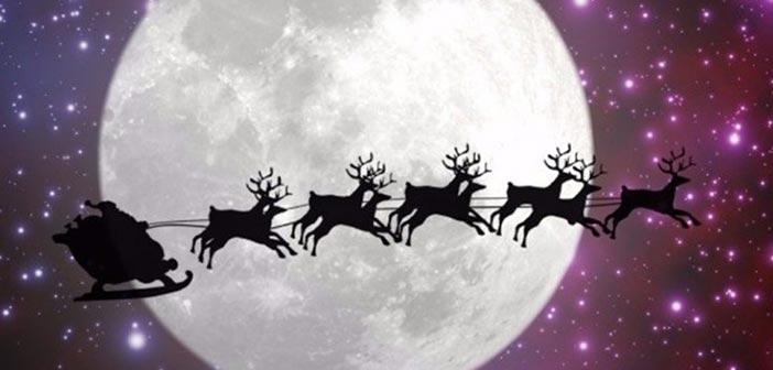 Μαγικά Χριστούγεννα στην Πεντέλη