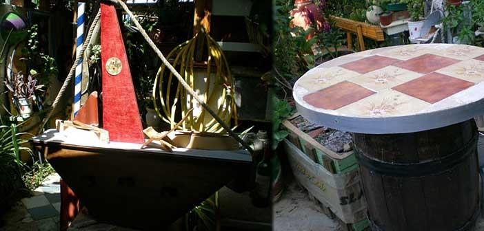 Έκθεση αντικειμένων από ανακυκλώσιμα υλικά στον Δήμο Κηφισιάς